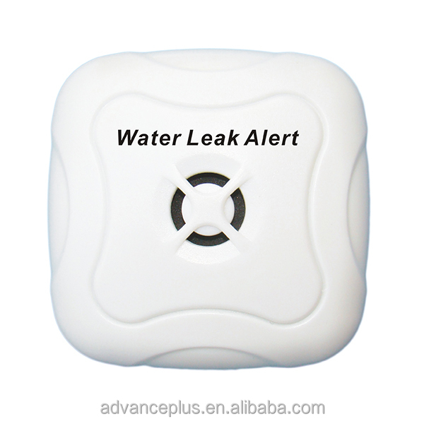Wireless water leak detection device alarm with CE