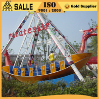 Amusement Park Ride Pirate Boat Swing Pirate Ship Scrap Ship for Sale