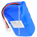 18650 li-ion rechargeable battery pack 11.1v 20Ah applied in scooter