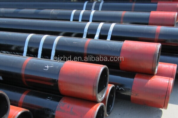 sale casing and tubing pipe from china with high quality products