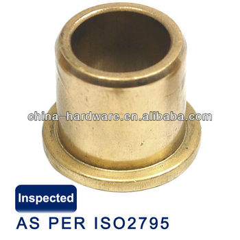 Flange Oil Bearing,Oil Sintered Flanging Bronze Bushing