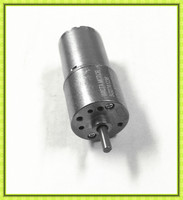 long life low noise small size 6v 9v 12v brushes electric dc motor with gear reduction