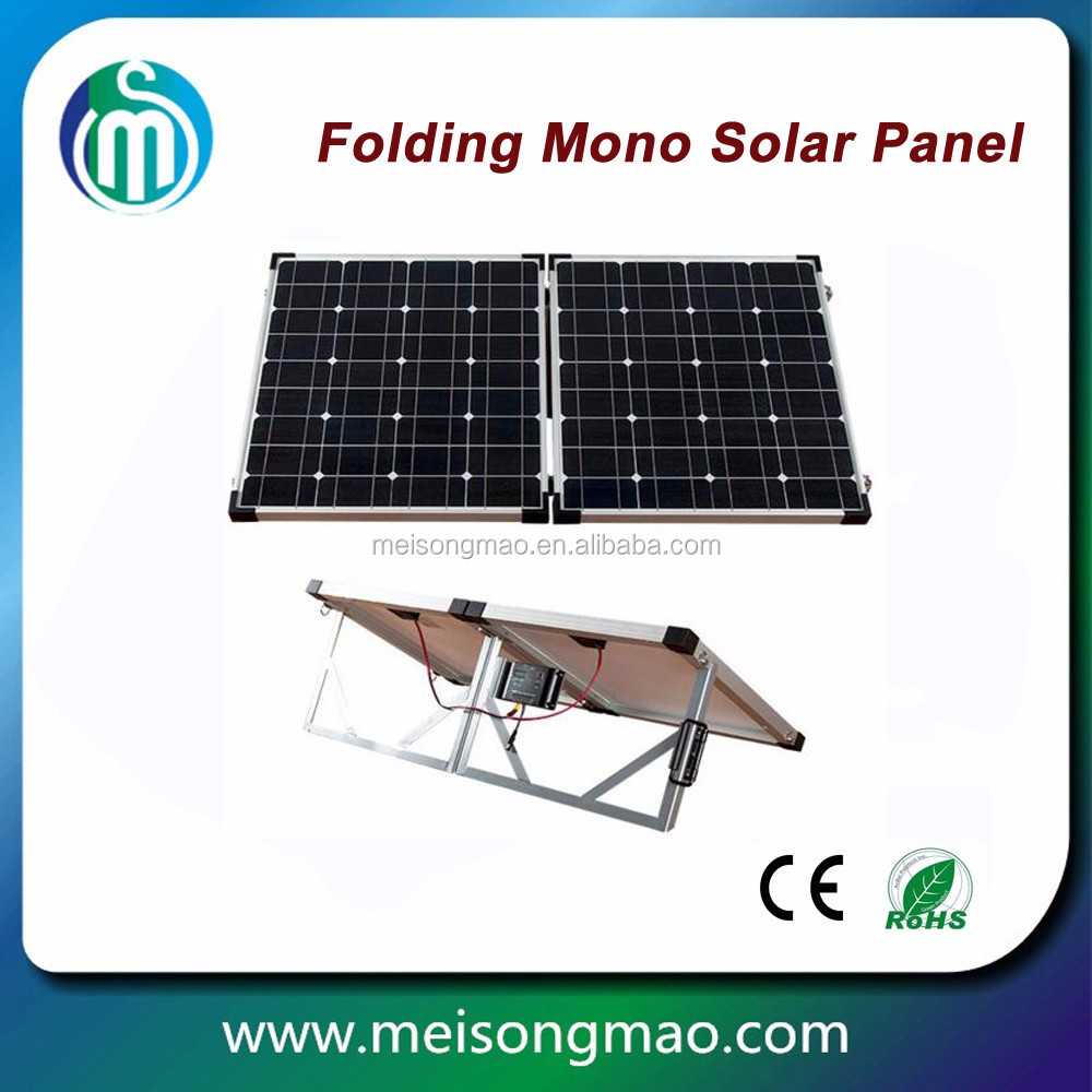 Top quality cheap price folding solar panel 300W made in China