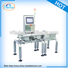 Weight checker for food industry with high quality