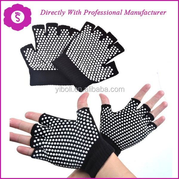 Women Gym Body Building Training Fitness Yoga Sports Gloves