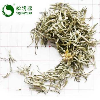 High Quality Chinese Factory Price Silver Needle Green Jasmine Tea