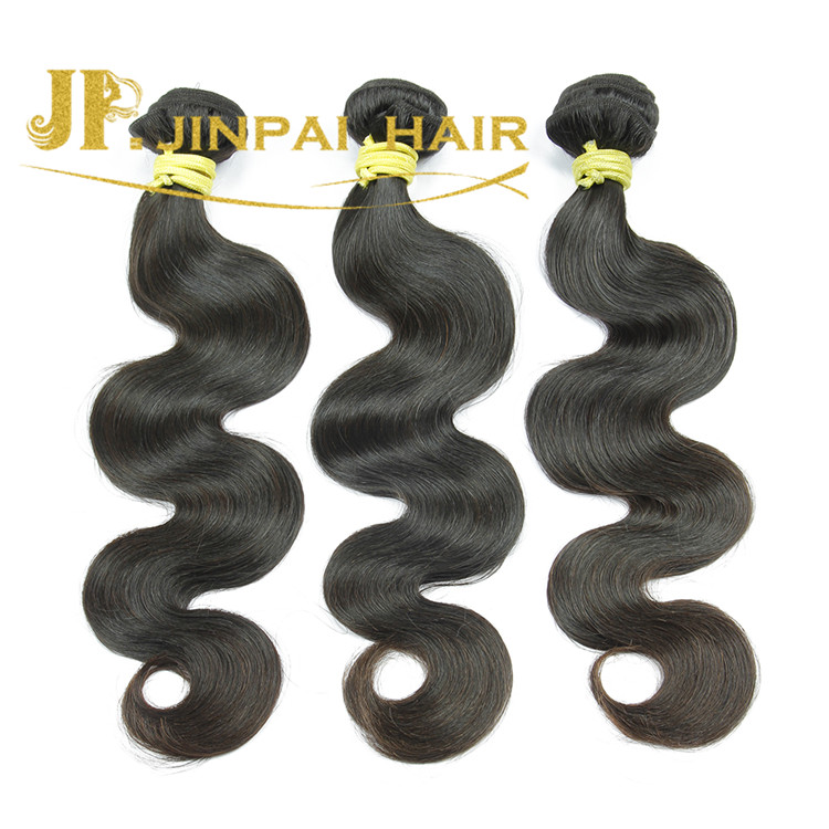 JP Long Lasting Top Quality Virgin Brazilian Human Hair Bundles Wholesales China