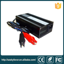 27.6V 7A for 24V 24Ah to 100Ah lead acid battery Car automotive Golf cart battery charger