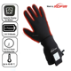 NEW capacity display battery heated thin glove liner