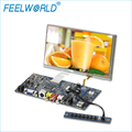 7 inch HDMI AV VGA 4 wire resistive touch screen display tft lcd module