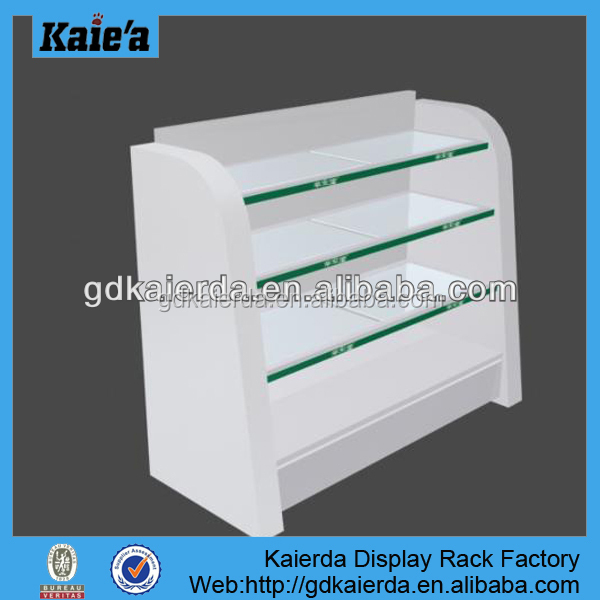 chewing gum display shelf/stands for chewing gum display