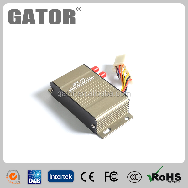 engine automobiles gps tracking chip m528 with network jammer