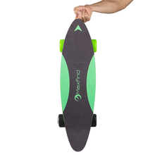 Fast charging led lights pennyboard Samsung lithium 18650 battery hub motor electric skateboard for sale