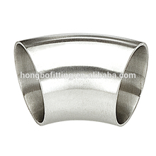 Made in China 45 degree pipe bend from famous supplier
