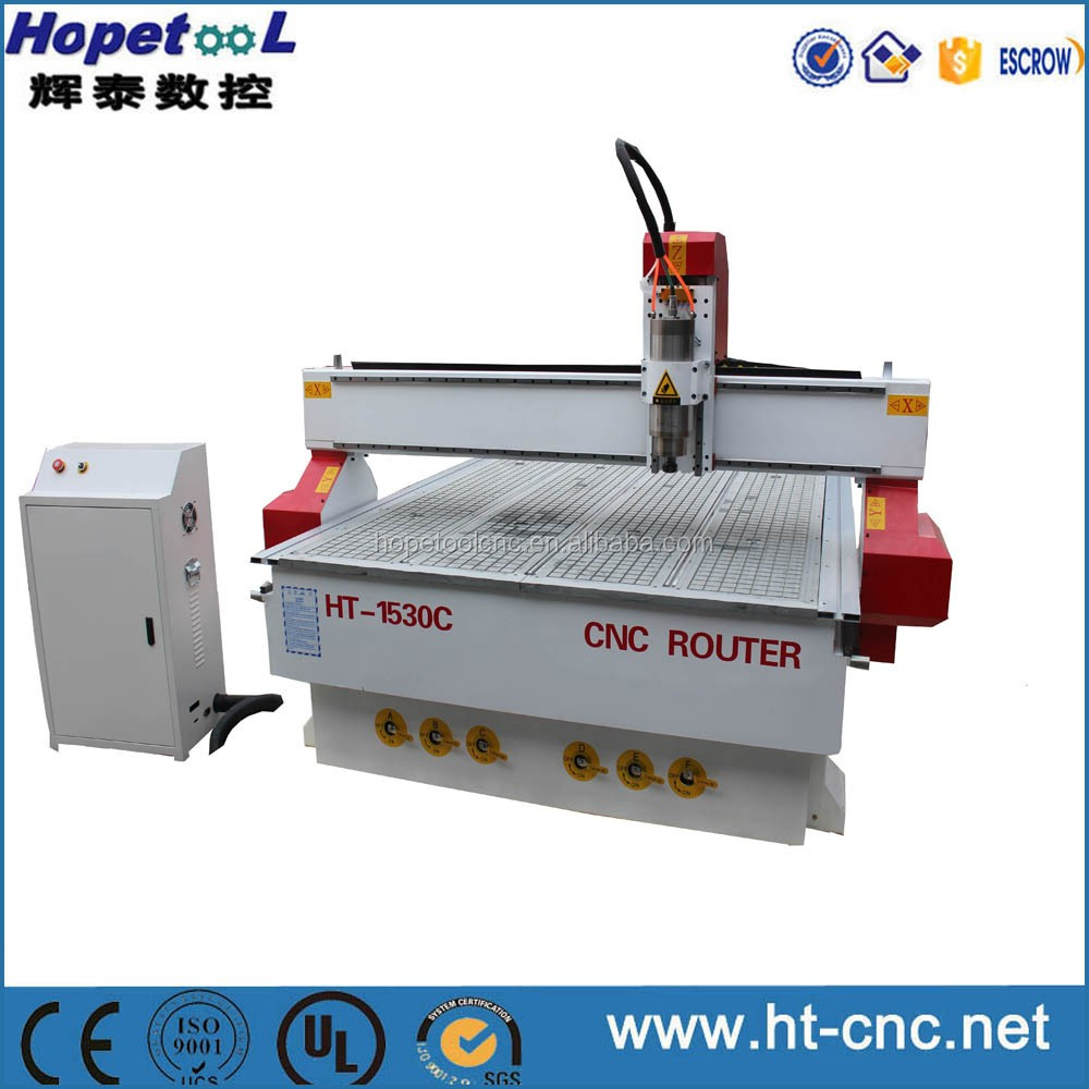 High configuration 1530 router cnc router for wood kitchen cabinet door