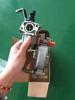 SPARE PARTS 190F Dual Fuel Carburetor LPG Carburetor For Generator