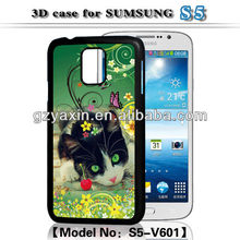 Hot sale fantastic case for phone with 3d image for Samsung galaxy s5,for samsung s5 phone case