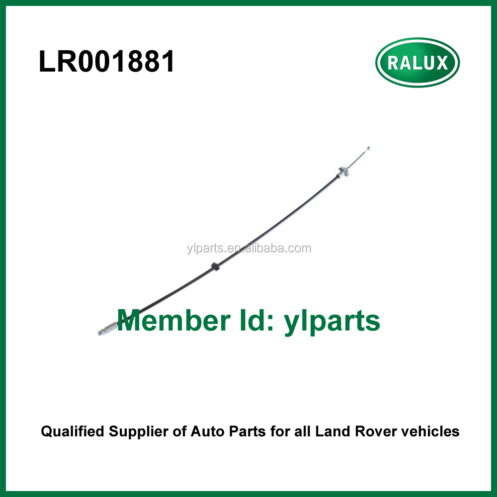 Top quality LR001881 front door lock cylinder to latch door release control cable Freelander 2 2006- car spare parts wholesales