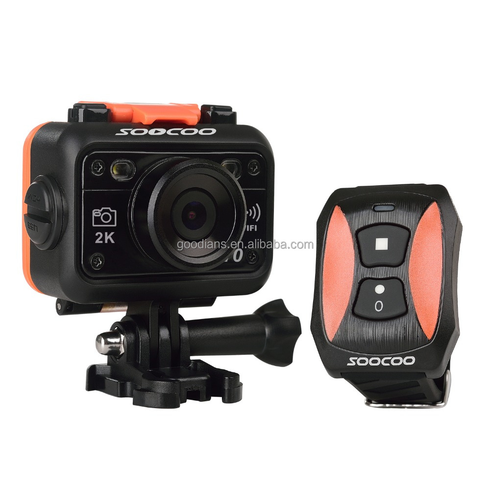 SOOCOO S70 32G extended memory 6G HD lens action sport camera