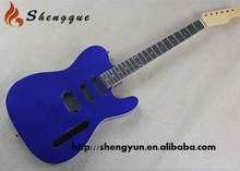 Shengque China TL Painting Electric Guitar Kits Parts