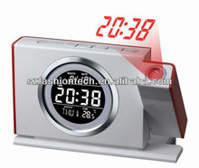 Shenzhen Promotional Projection Talking Alarm Clock