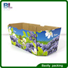 Factory Direct Sale Paper Boxes For Fruit Vegetables For Gift