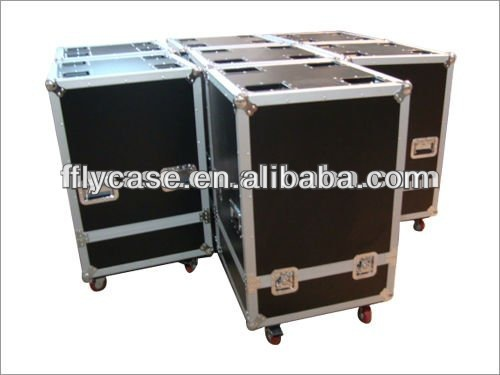 Custom shockproof aluminum flight case ,custom road case,rack case