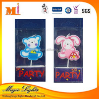 Hot Sale Animal Shaped Birthday Candle