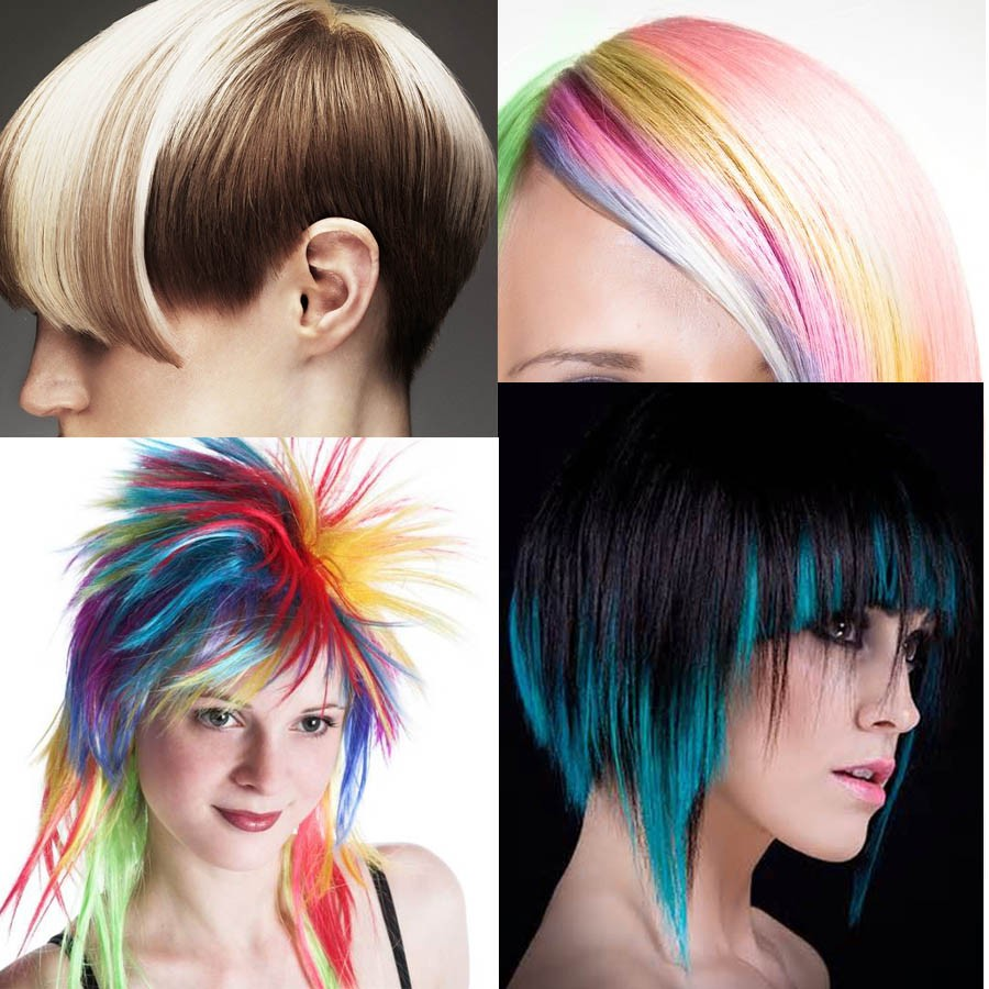 Hot popular Colored hair dye chalk Factory OEM for private label
