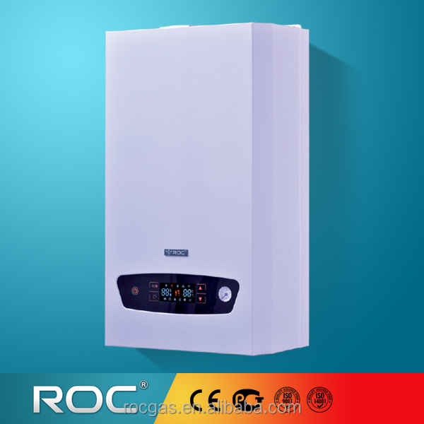 China popular wall hung(mounted) gas combi boiler, with CE---Red dimond series