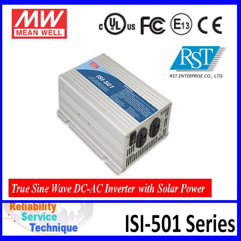 Meanwell Your Best Taiwan Solar Power Supply on grid solar inverter for photovoltaic cells price