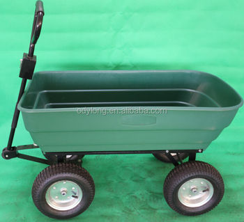 green tools cart for garden TC2135 Strong and Factory price