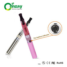 Top Selling E Cigarette ego starter kit Clear ce8 atomizer
