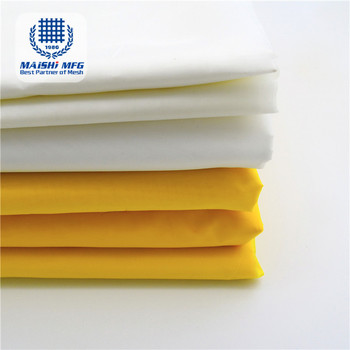 80t 48 micron polyester screen printing mesh