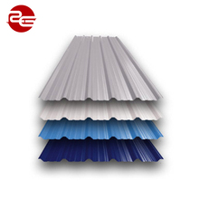 Best Quality Ppgi Gi Corrugated Steel Sheet Metal Roofing With ISO9001