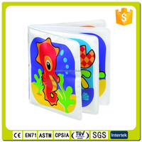 Colour Changing Bath Book/baby Book
