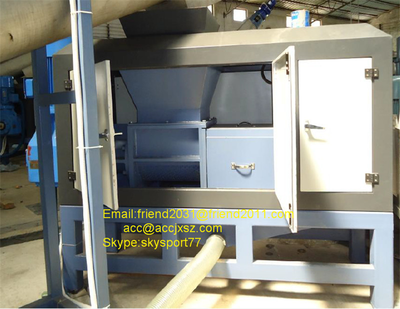 Plastic film squeezing machine /drying machine