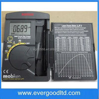 Wavelength Range: 400~1100 nm Optical Power up to Max. 40mW Measurable Direct Reading Wavelength SANWA LP1 Laser Power Meter