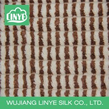white and brown corduroy for upholstery/carpet fabric