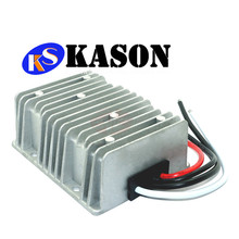 48V to 24V 20A waterproof vehicle power supply convertor 480W DC-DC stabilizer step-down transformer Good Price