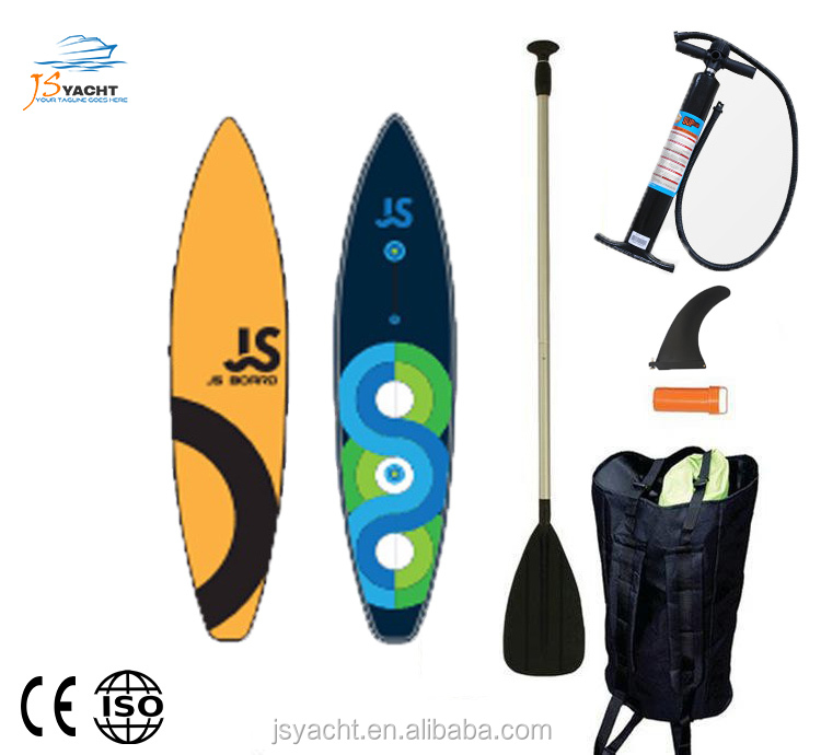 JS 2017 Custom Design OEM Factory Inflatable paddle Sup Touring Stand up Paddle Board