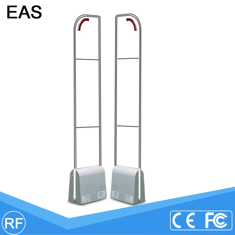 dual rf antenna safety system , imported acrylic eas shopping mall system , advanced rf 8.2MHz frequency jammer