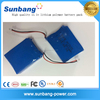 ShenZhen customized capacity 403035 lipo batteries pack rechargeable 3s lipo battery