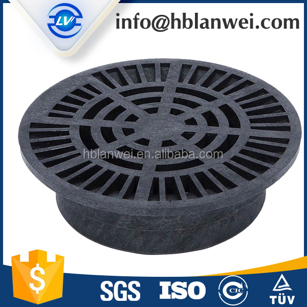 High Quality Ductile Cast Iron Water Drain Gully Grating/Drain Cover