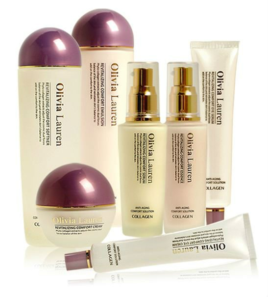 Women Collagen Lotion Cream Cosmetics - Korea Skin Care Set