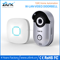 Wholesale 720P wifi wireless video doorbell, DC12V Waterproof IR door bell intercom P2P wifi doorbell
