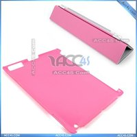 Smart Cover with TPU Parner Back Case for The New iPad