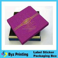 Custom Design Cake Slice Paper Gift Box