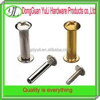 dongguan fastener copper rivets for wood