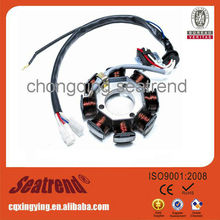 8 level dc magneto stator coil for motorcycle
